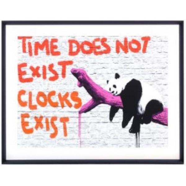 """ΓΚΡΑΒΟΥΡΑ """"TIME DOES NOT EXIST"""""""